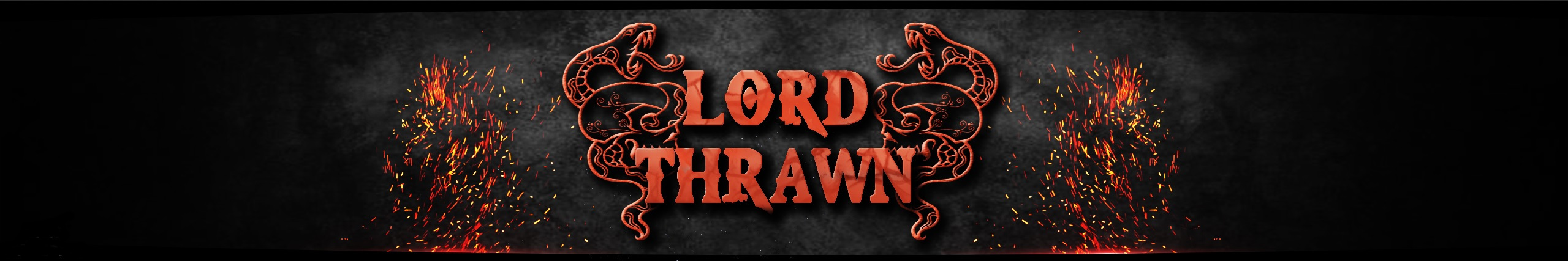 LordThrawn Banner powered by Heokai